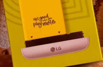 LG G6 to lose modular design