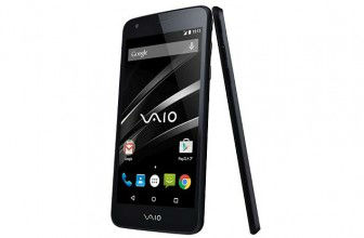 Vaio unveils its first Android smartphone