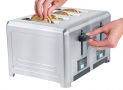 Frigidaire Professional 4-Slice Wide Slots Toaster