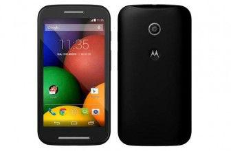 Second generation Motorola Moto E specs leaked