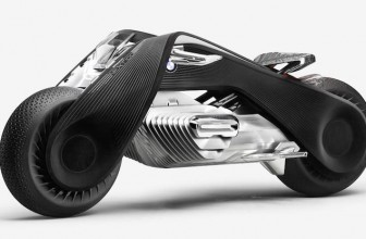 BMW's Motorcycle of the Future Will Not Require a Helmet
