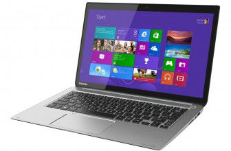 Toshiba Kirabook 13 i7s Touch Review