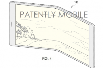 Samsung Files Patent for Flexible Screens