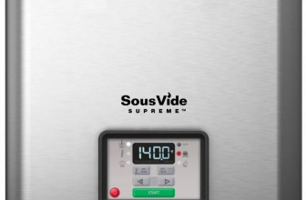 Eades Appliance Technology Sous Vide Supreme Water Oven 10L Overview
