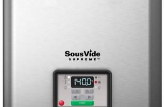 Eades Appliance Technology Sous Vide Supreme Water Oven 10L Overview