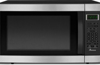 Amana AMC2166AS Countertop Microwave Review