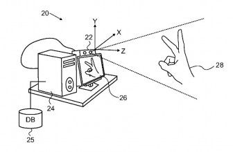 Apple granted patent for 3D gesture control system