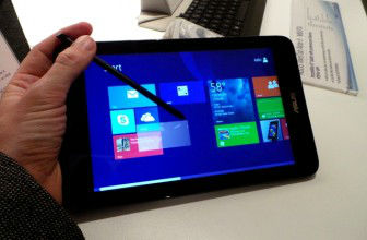 ASUS announced 64bit VivoTab 8 with Windows 8.1