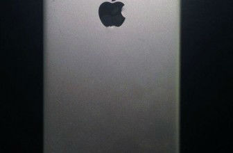 iPhone 6 backplate spotted in leaked photos