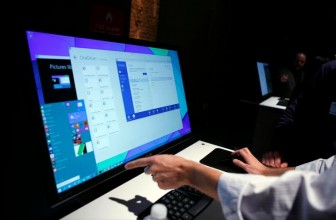 Microsoft skips Windows 9 and reveals the new Windows 10