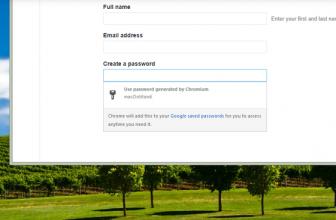 Google testing its password generator application in Chrome
