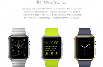 """Apple Watch"" smartwatch finally arrives for $349"