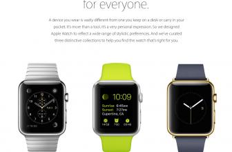 """Apple Watch"" smartwatch finally arrives for $349"