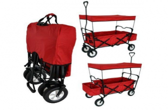 Best Folding Wagons for Kids