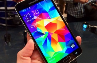 Samsung Galaxy S5 Plus goes online on Samsung Netherland website