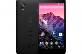 How to enter the recovery mode on Google Nexus 5