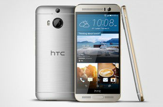 HTC unveils HTC One M9+ in China