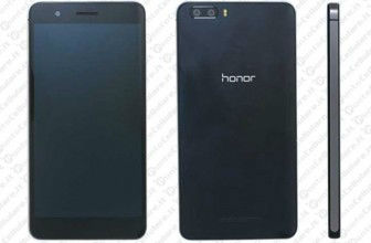 Huawei  launched Honor 6X with 5.5 inch display and 3D camera