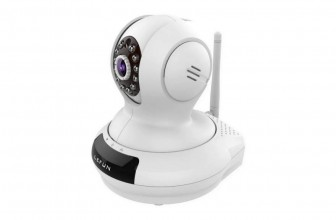 LeFun Wireless Surveillance Camera Video Baby Monitor C2 Review