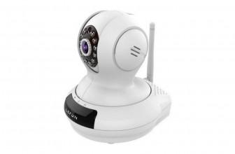 LeFun Wireless Surveillance Camera Video Baby Monitor C2 Review