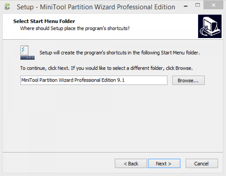 download minitool partition wizard 9.1