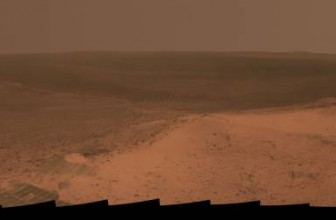 Mars Rover reaches highest point on Mars in 7 years