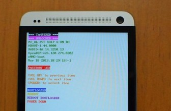 How to enter Recovery Mode on HTC One