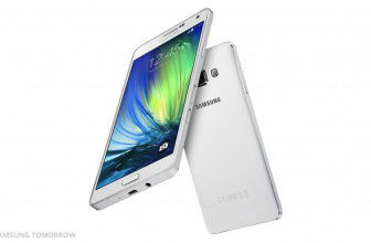 Samsung Galaxy A7 goes official with 5.5 inch display