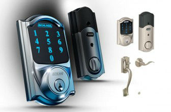 Schlage Camelot Touchscreen Deadbolt Review