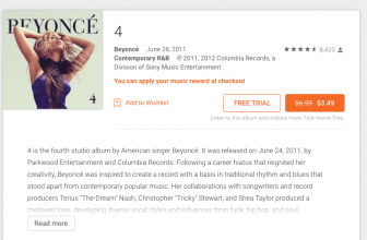 Google Play Music deal brings 4 months free