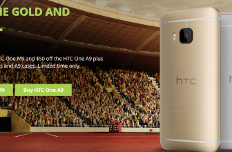 HTC One M9 deal now $100, HTC One A9 $50, off