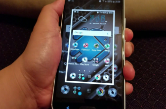 How to take a screenshot on the HTC 10