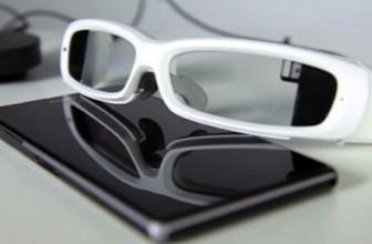 Sony SmartEyeglass goes on sale for $840