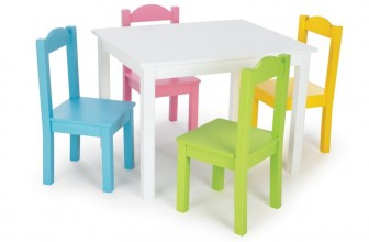 Choosing the Right Toddler Table and Chair Set for Kids