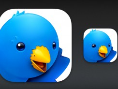 Edit tweets quickly with Twitterrific