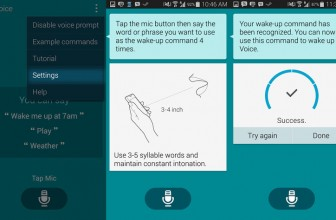 How to Use S Voice on Samsung Galaxy S5