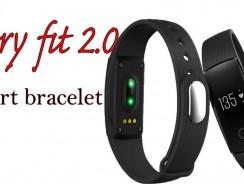 VeryFit 2.0 Smartband (aka ID107 Smart Watch) review