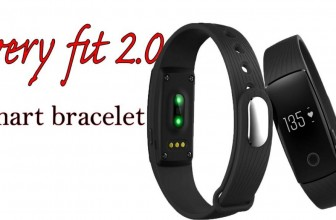 VeryFit 2.0 Smartband (aka ID107 Smart Watch) review