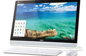 Acer announces world's first Chromebase All-In-One Desktop