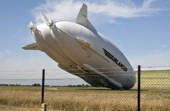 World's Largest Aircraft Crash Lands During a Test Flight