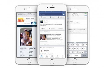 Facebook introduces AMBER alerts for web and mobile apps