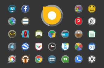 Free icon packs to customize your Android