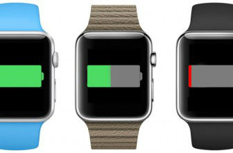 Apple Watch hit by battery life issue