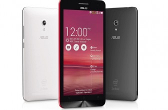 Asus ZenFone to be equipped with processor other then intal