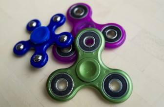 Top Hand Fidget Spinners