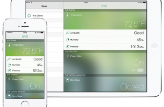 Elgato announces Eve home automation that works with iOS 8 HomeKit