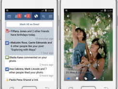 How to access Facebook full Desktop version on your mobile