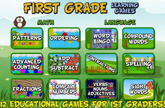 Best Apps for First Graders