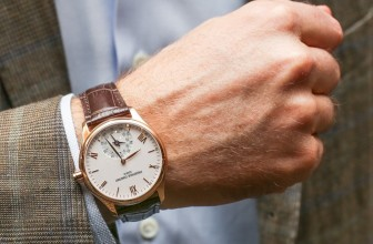 Swiss watchmakers debut their first luxury smartwatch