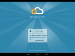 G Cloud Backup Review